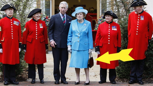 Margaret Thatcher's Handbag Is A Powerful Thing