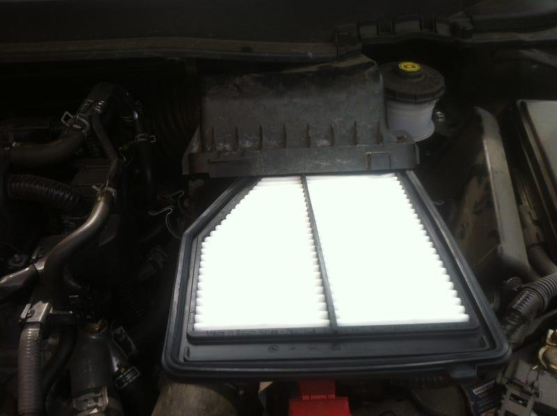 Weekly Car Stuff: Air Filters