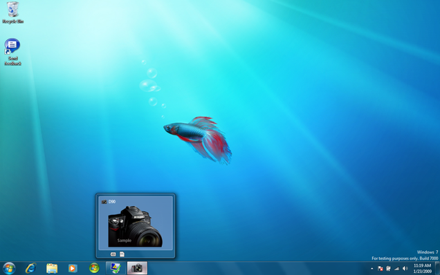 Win 7 Tip: Device Stage Gadget Interface Is Gorgeous (When Supported!)
