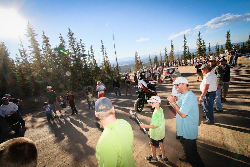 2011 Pikes Peak Hill Climb über gallery