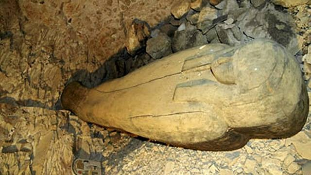 Newly discovered Egyptian tomb contains mummy of 3,000 year old singer