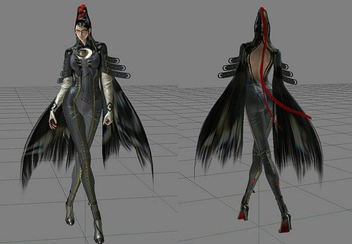 Sega's Make-A-Witch Foundation Tells You How To Be Bayonetta