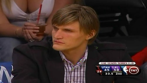 "The ""Andrei Kirilenko's Yearly Free Pass Watch"" Reaches DEFCON-2"