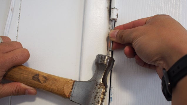 Mute Squeaky Doors with this Five Minute Fix