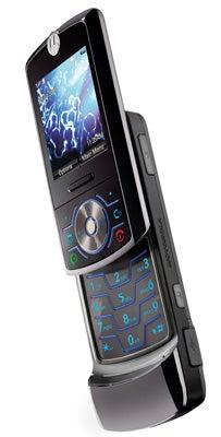 ROKR Z6: Motorola New Music Phone Won't Make Elvis Proud