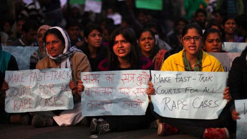 India Wants to Publicly Shame Convicted Rapists
