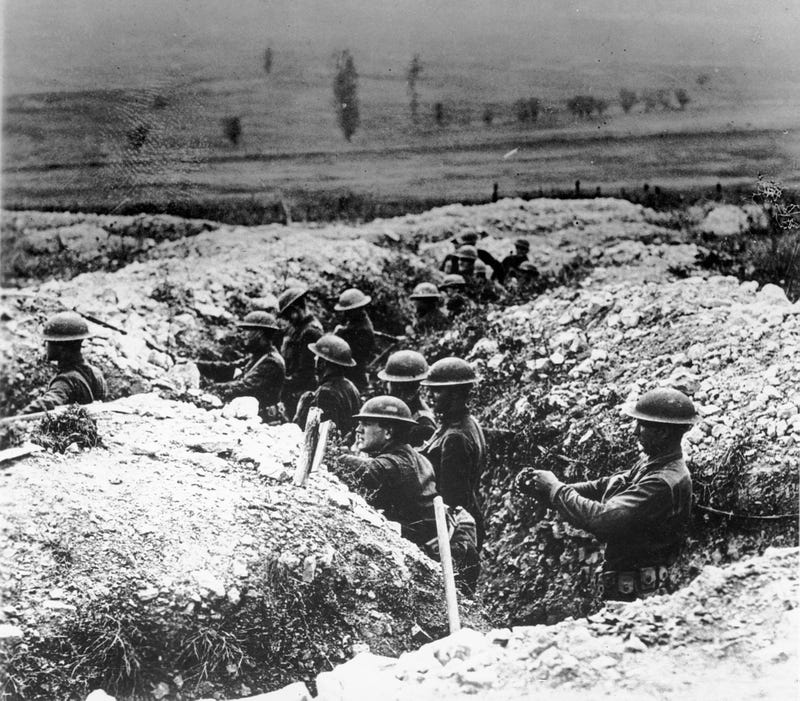How Is Being a Millennial Like Dying in WWI's Trench Warfare?