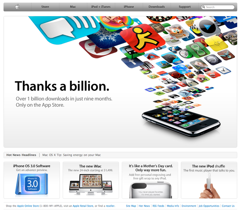 Apple's to Sell 1 Billion iPhone Apps this Friday, We Are Pooping On Their Party