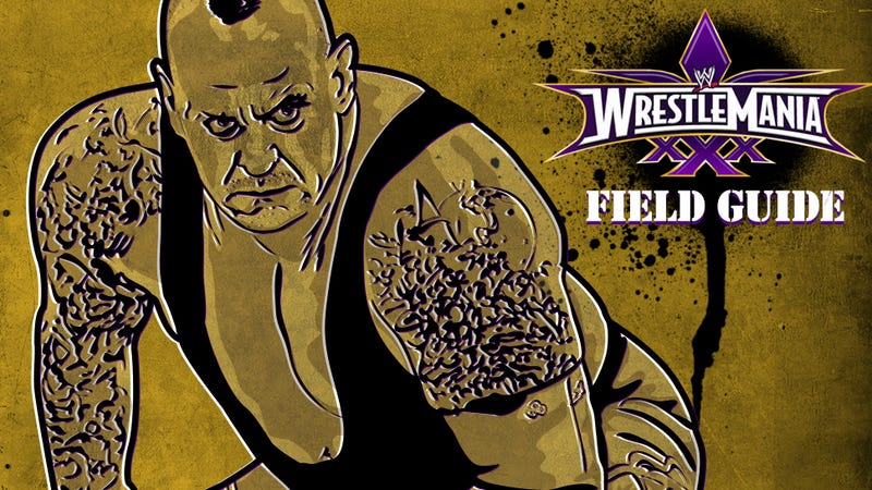 Your Field Guide To WrestleMania XXX