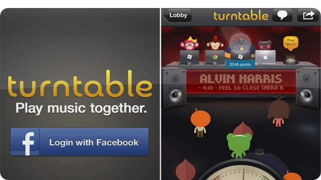 Turntable.fm for iPhone Is Here