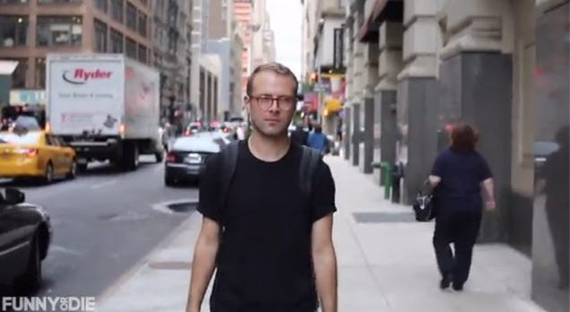 10 Pretty Fun, Basically Pleasant Hours of Walking in NYC as a Man