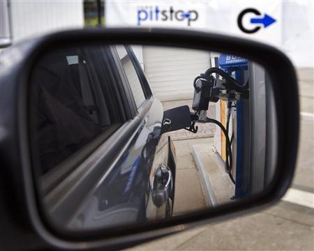 A Robot That Pumps Your Gas, At Long Last