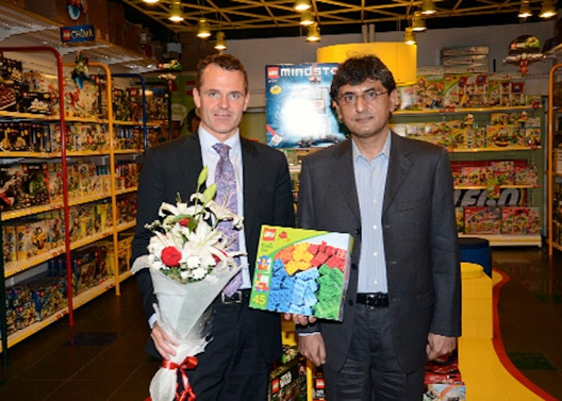 Lego Announces Plans to Educate Underprivileged Kids in Pakistan