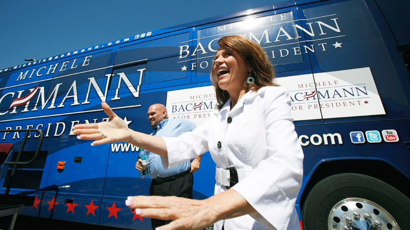 Michele Bachmann Uses Anti-Facts to Explain the S&P Downgrade