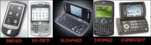 Lightning Review: Verizon XV6900 (aka HTC Touch)