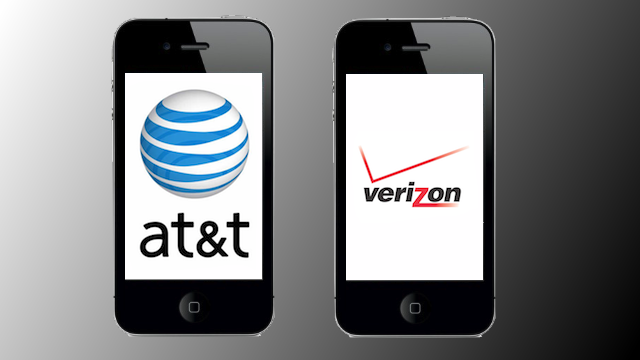 Know the Differences Between AT&T and Verizon Before Committing to the New iPhone