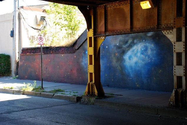 Every City Deserves Space Murals This Gorgeous