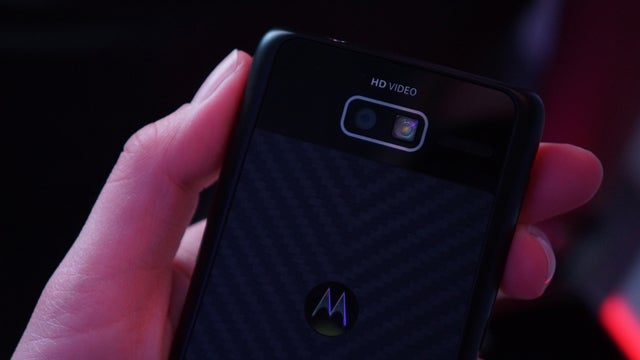 Motorola's RAZRi Has a Whopping 2GHz Intel Processor