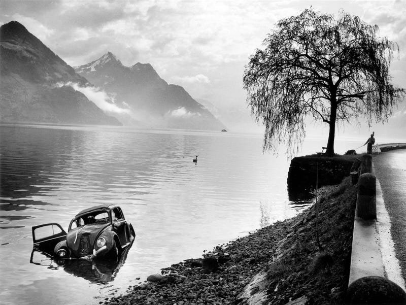 Arnold Odermatt - the best crash photography you have ever seen