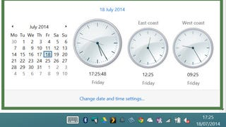 ​Use Windows' Additional Clocks to Monitor Multiple Time Zones