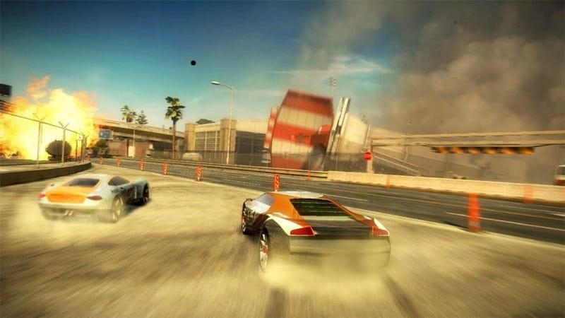 Impressions: Split Second Blends Well-Timed Destruction, Racing