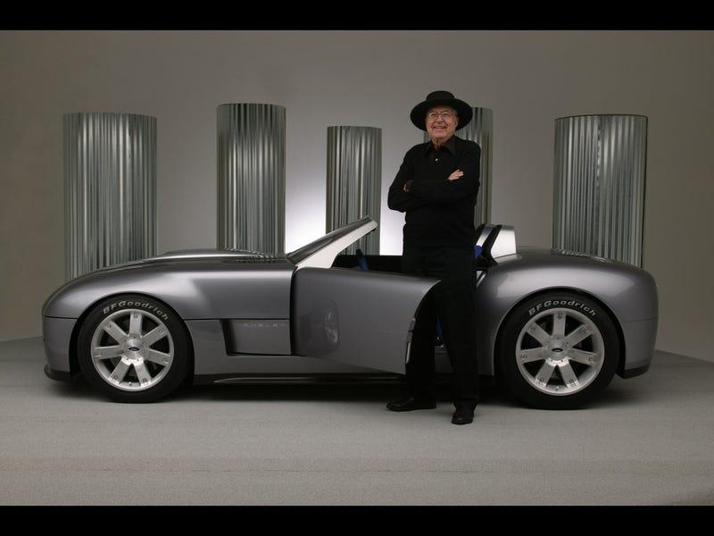 Carroll Shelby's Greatest Motor Cars