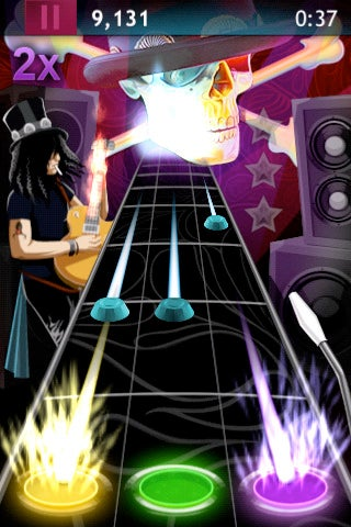 Slash Gets His Own Arcade Rocker iPhone App