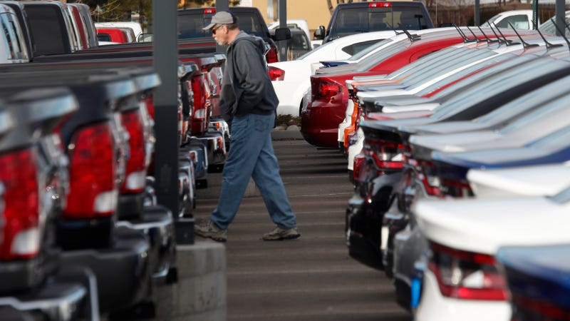 Trucks On Pace To Dominate US New Vehicle Market Again This Year