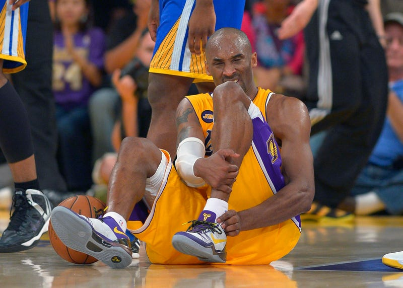 Kobe Bryant Will Fuel His Comeback By Imagining Naysaying Media Even As Media Continue To Nuzzle Kobe Tenderly