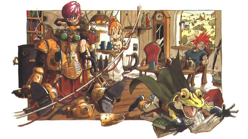 It's About Time Chrono Trigger Made it to the Wii Virtual Console