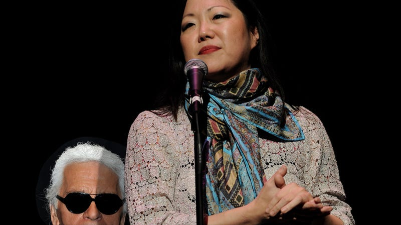 Margaret Cho to Karl Lagerfeld: Fuck You and Your Fucking Glasses
