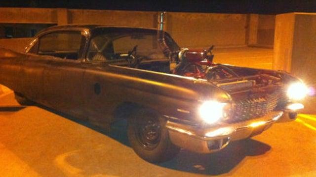 1960 Diesel Cadillac Gallery