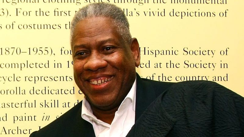 André Leon Talley Really, Really Dislikes Rick Santorum