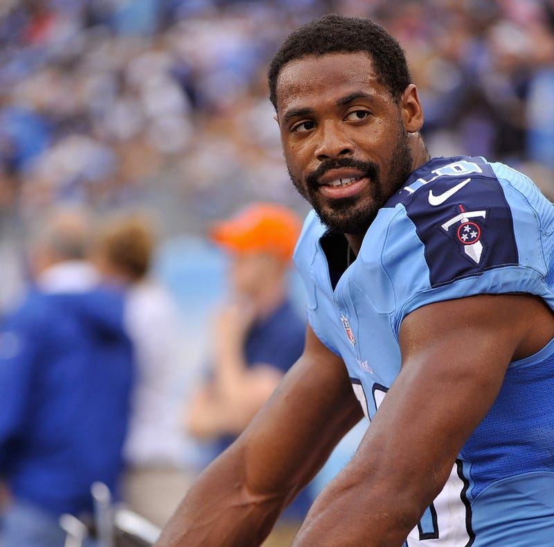 Titans Wide Receiver Kenny Britt Wanted For Questioning In Connection With His Brother's Stabbing