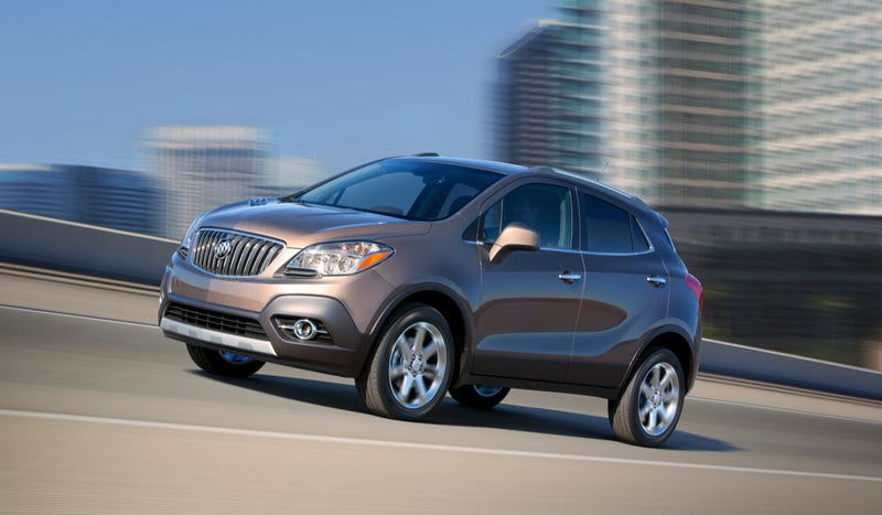 Buick Eyes A Diesel Do-Over And A Faster Encore
