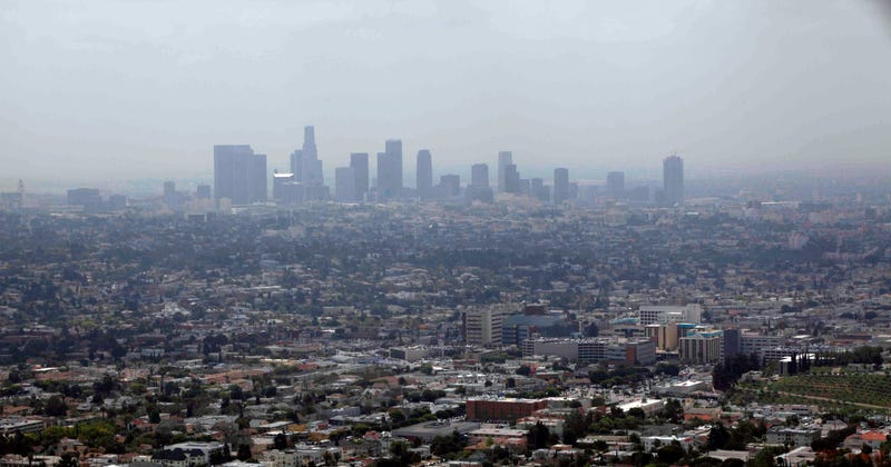 "L.A. Wins ""Least Breathable Air"" Title"