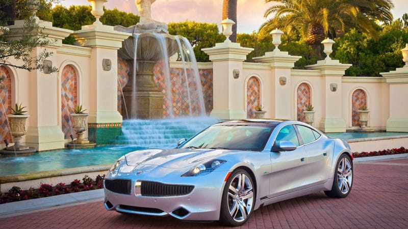 Bankrupt Fisker Paid Its Executives Handsomely To Not Build Cars