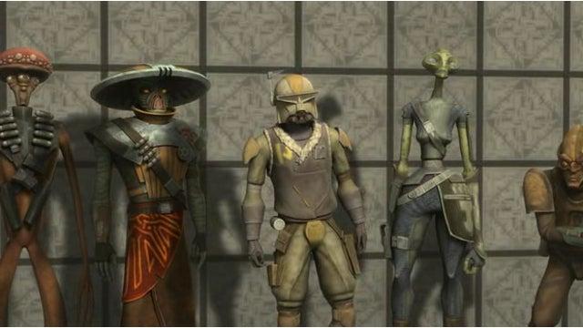 Is Obi-Wan Kenobi the toughest Bounty Hunter in the Star Wars Universe?