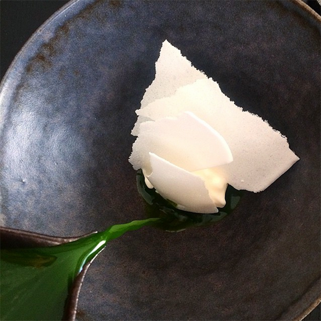 This is the new menu of the world's best restaurant