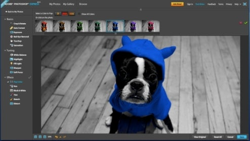 Adobe Relinquishes Ownership of Photos Uploaded to Photoshop Express