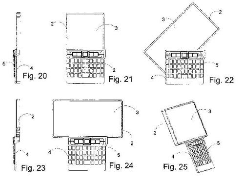 New Nokia Smartphone Patent Features Swiveling Widescreen and QWERTY