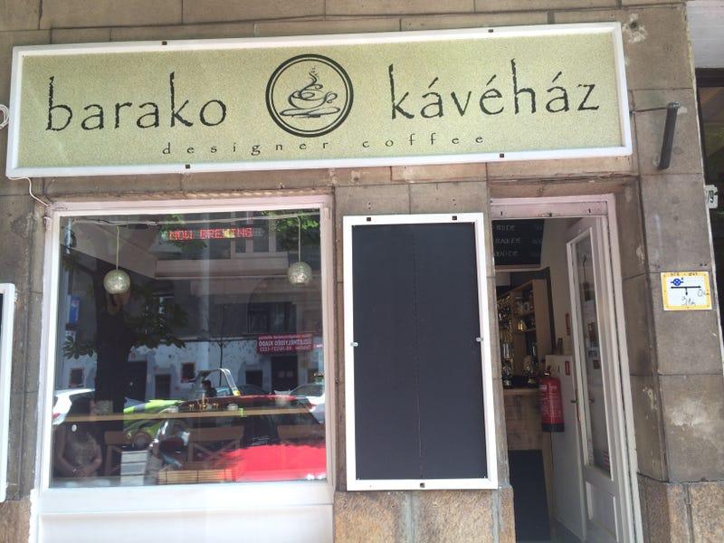 Titokban megnyílt Budapest legjobb kávézója