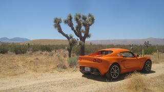 Crossing the Country in a Lotus Elise – A Story From My Book