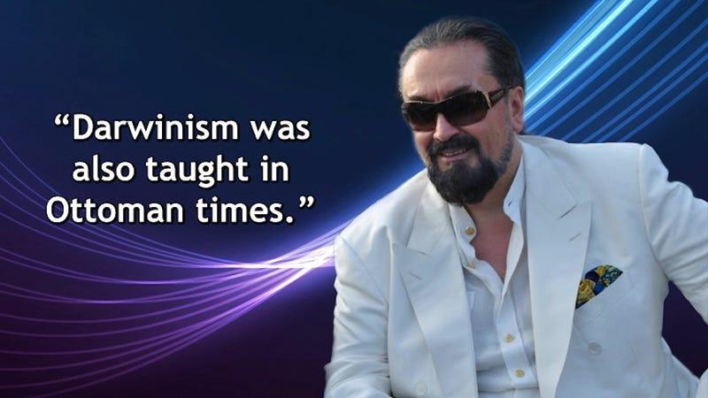 Islamic Creationist Is World's Most Astounding Pervert Televangelist