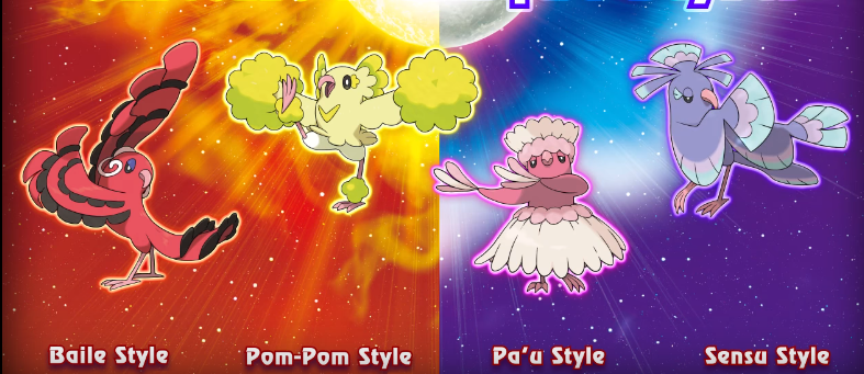 Classic Pokémon Can Transform Into Something New In Pokémon Sun and Moon