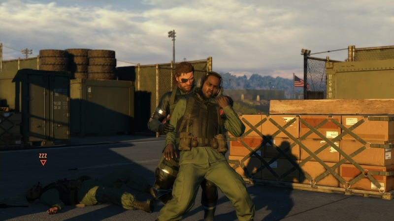 Metal Gear Solid V Might Break Canon, But Kojima Says That's Okay