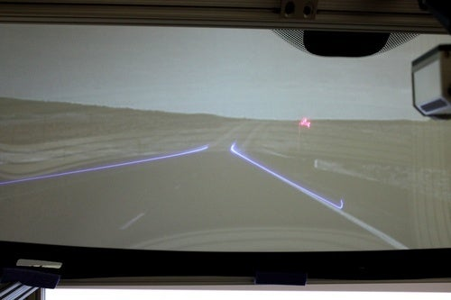GM's Enhanced Windshield Uses Lasers to Make Your Road Trips Safer