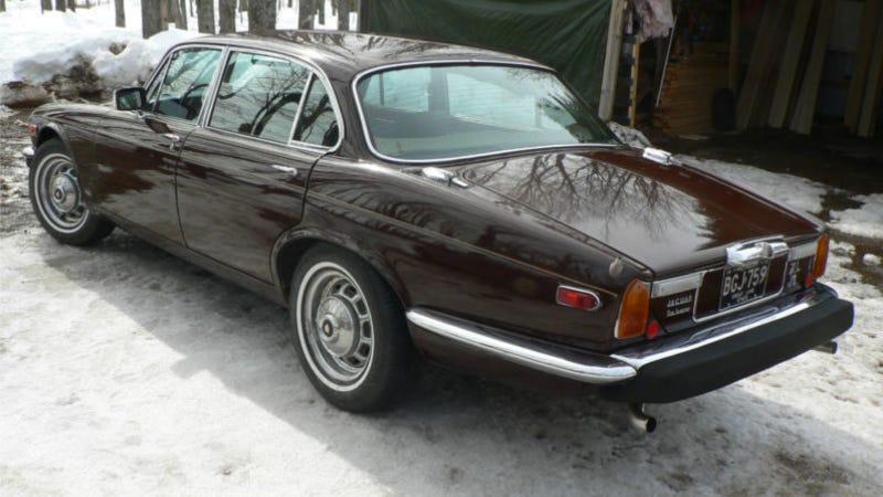Used Car Face Off: 8-Track British Luxury