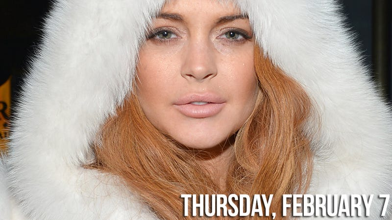 Broke-Ass Lindsay Lohan Moves Back in With Her Mom