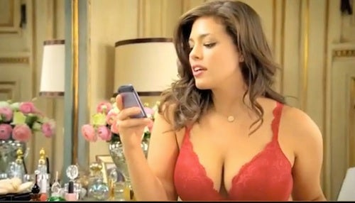 Blame Cleavage: Why Networks Rejected Plus-Size Lingerie Ad (Updated)